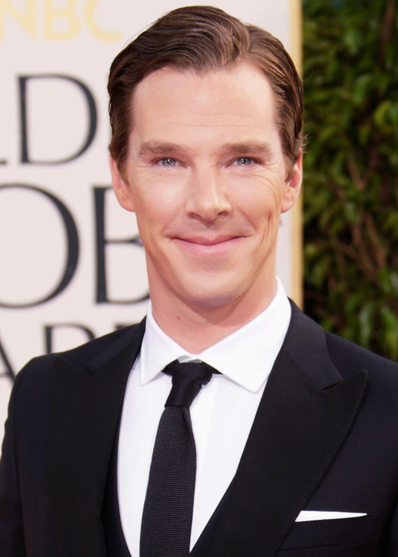 Benedict Cumberbatch W...