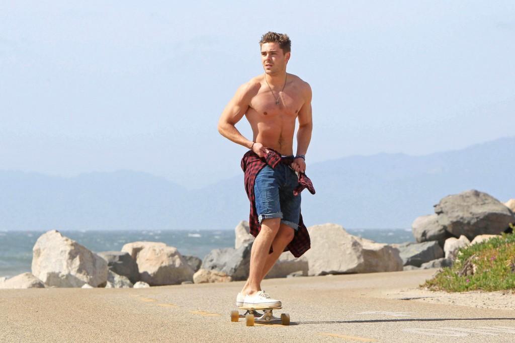Zac Efron Workout Get ...