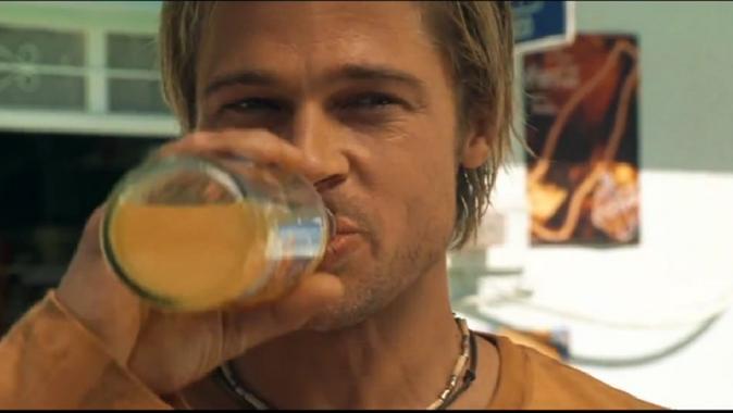 Brad Pitt Fight Club Hair.Brad Pitt Fight Club Workout ...