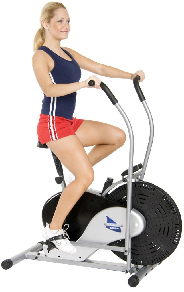 Body Rider BRF 700 fan upright exercise bike review