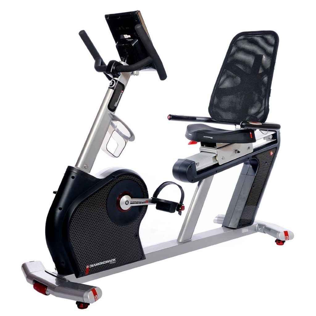 Diamondback Fitness 910SR Seat Recumbent with Electronic Display and Quiet Magnetic Flywheel Review