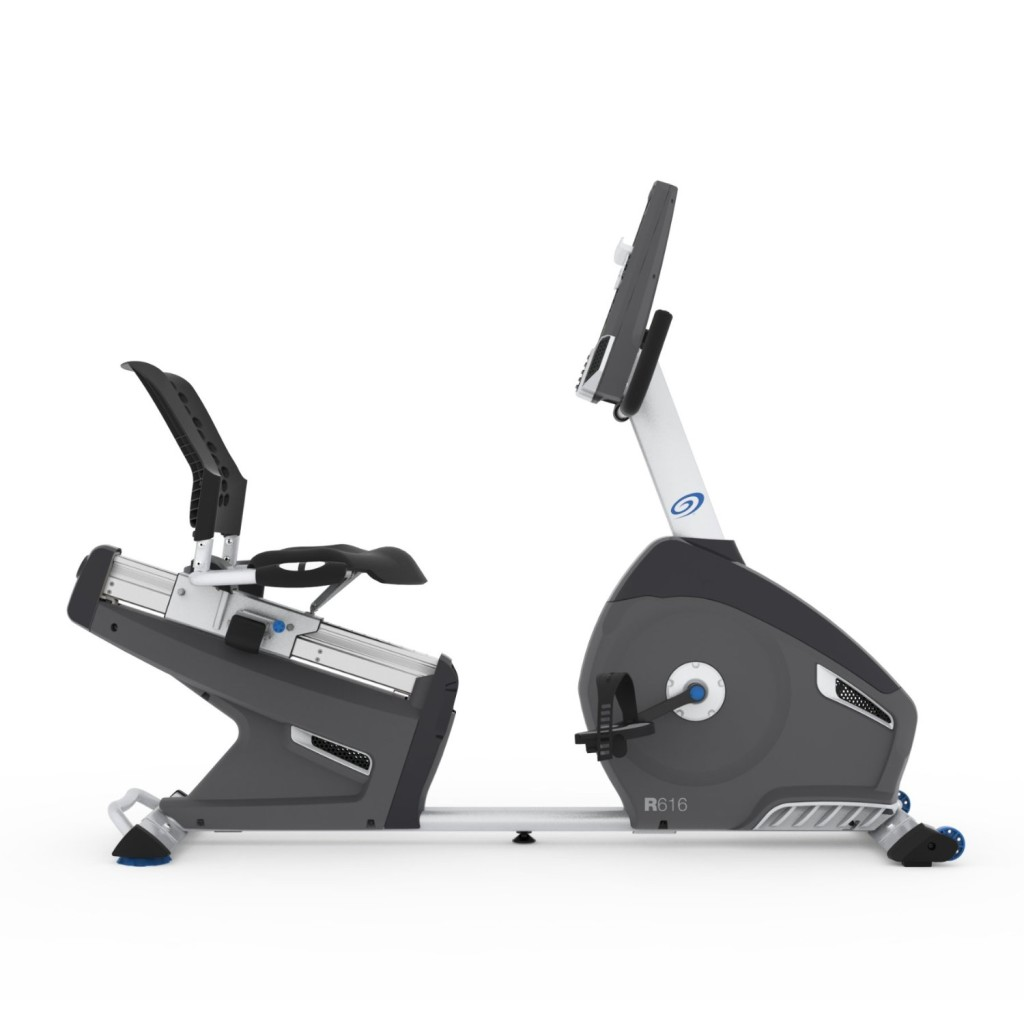 Nautilus R616 Recumbent Bike Review
