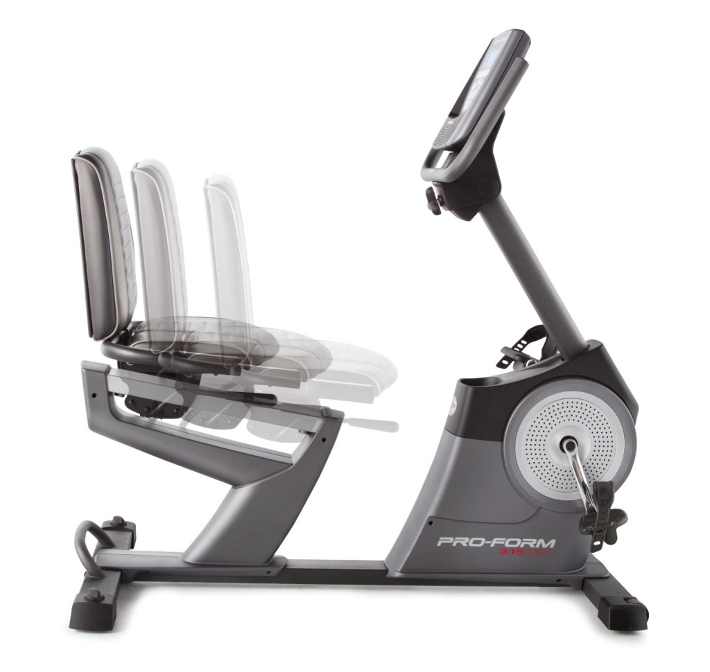 ProFrom 315CSX Recumbent Bike Review