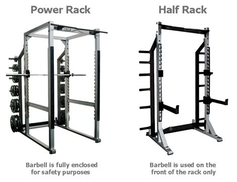 full rack vs half rack