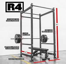 power rack features