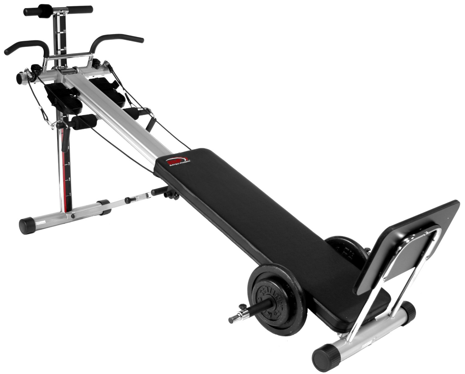 Bayou Fitness Total Trainer Power Pro Home Gym Fitness