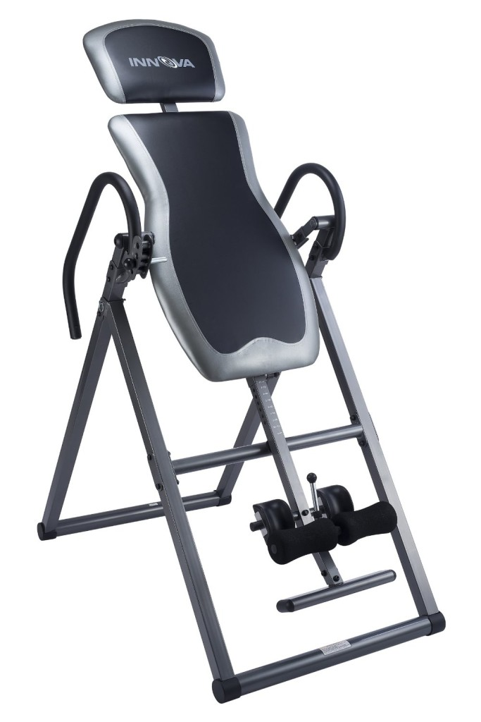 Innovate Fitness ITX 9600 Heavy Duty Deluxe Inversion Therapy Table