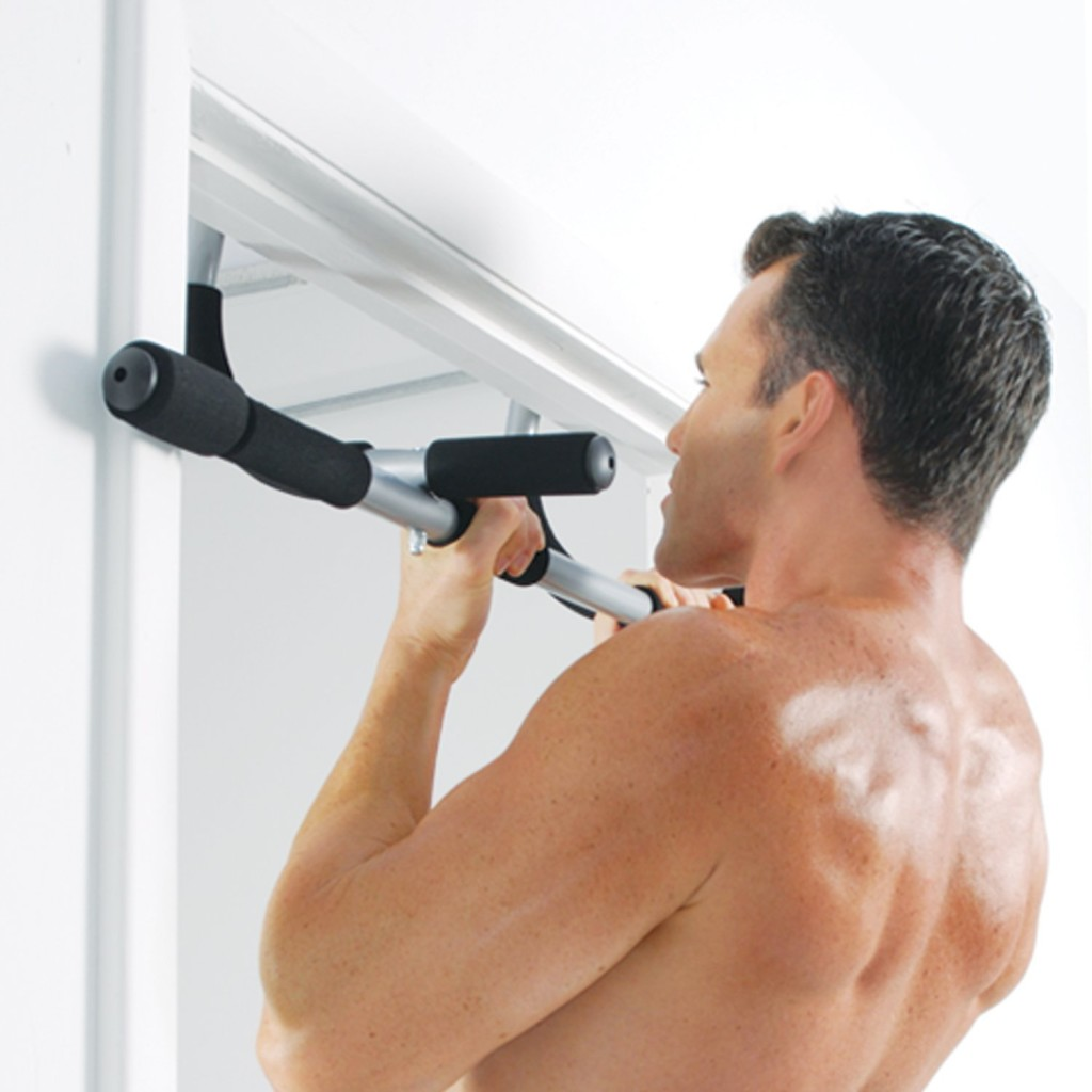 Iron Gym Workout Pullup Bar Review