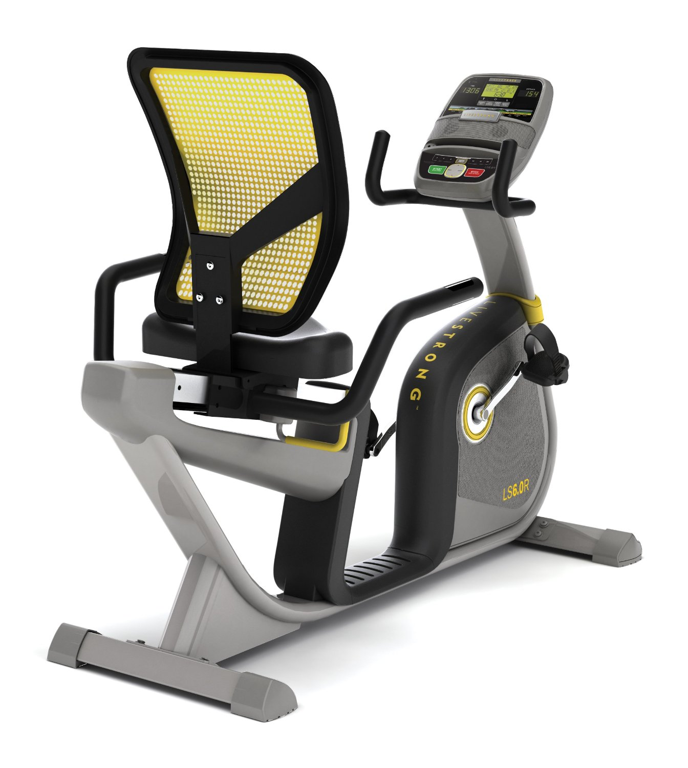 Livestrong LS6.0R Recumbent Bike Review - Aim Workout