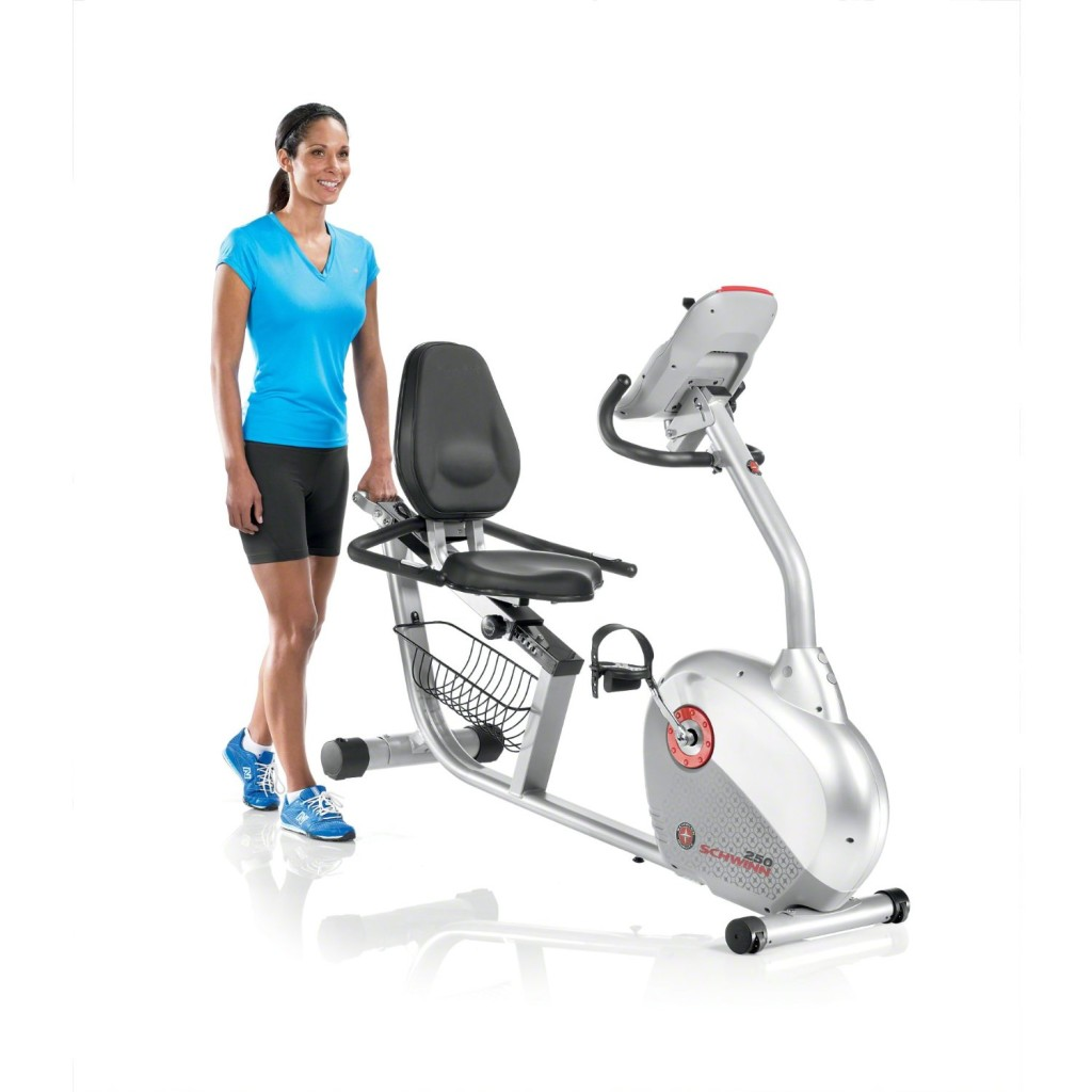 Schwinn 250 Recumbent Exercise Bike Reviews