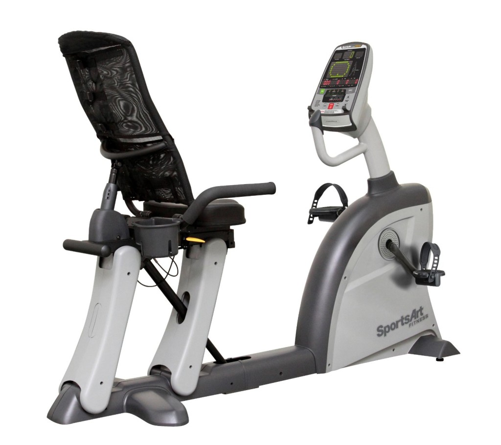 SportsArt Fitness C521r Recumbent Cycle – Review