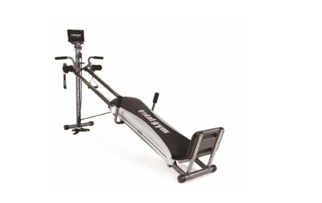 Total Gym 1400 Deluxe Home Fitness Review