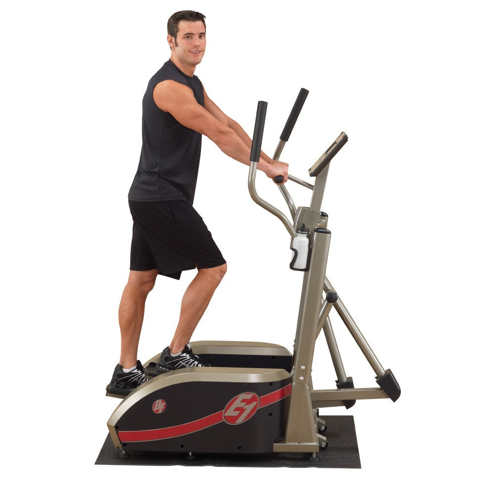 Best Fitness E1 Elliptical Trainer Review
