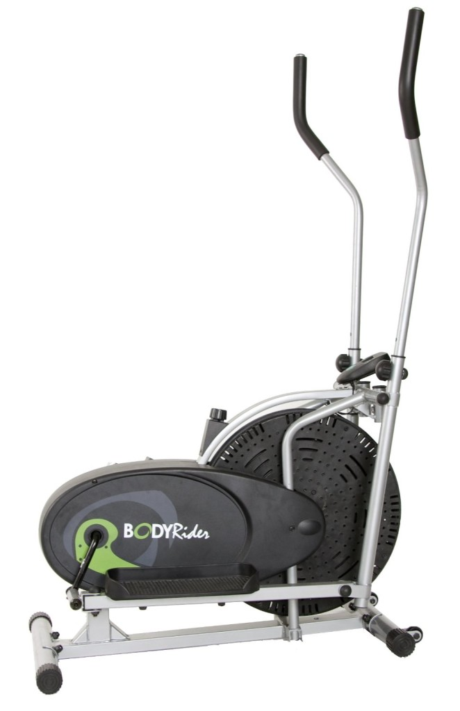 Body Rider Fan Elliptical Trainer Review