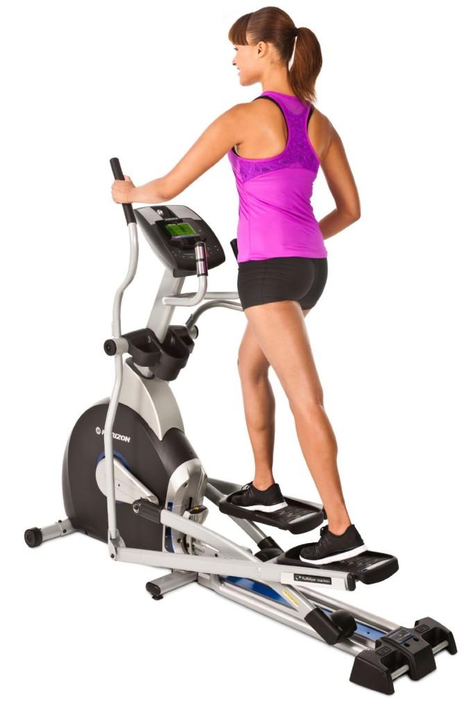 Horizon Fitness EX-69-2 Elliptical Trainer Review