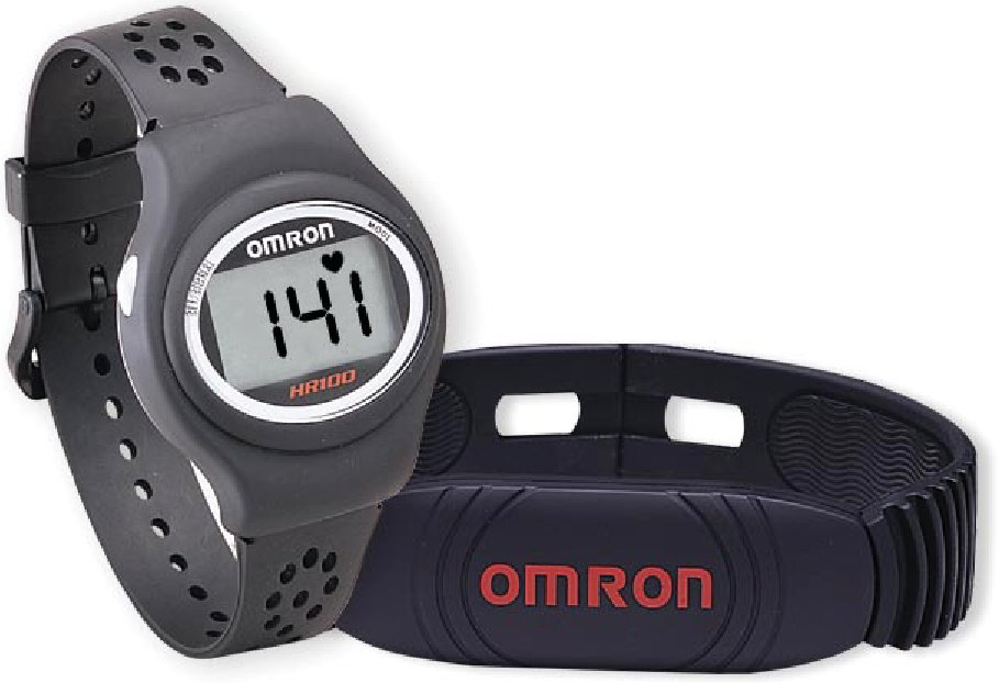 Omron HR-100CN Heart Rate Monitor Review