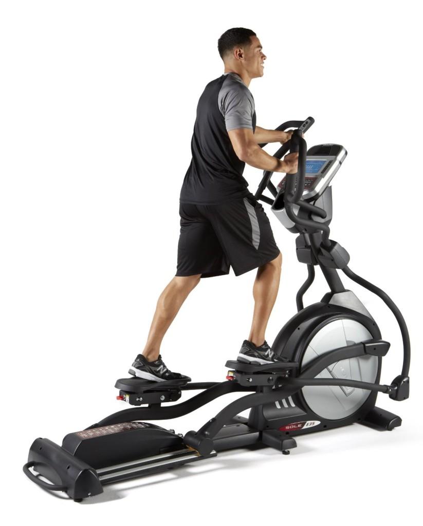 Sole Fitness E35 Elliptical