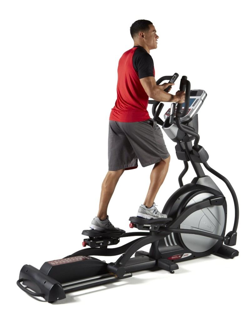 Sole Fitness E95 Elliptical Review