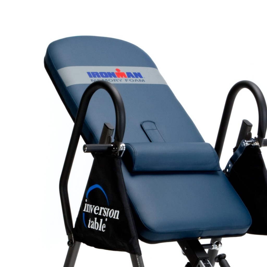 Ironman gravity 4000 inversion table review aim workout - Ironman gravity inversion table ...