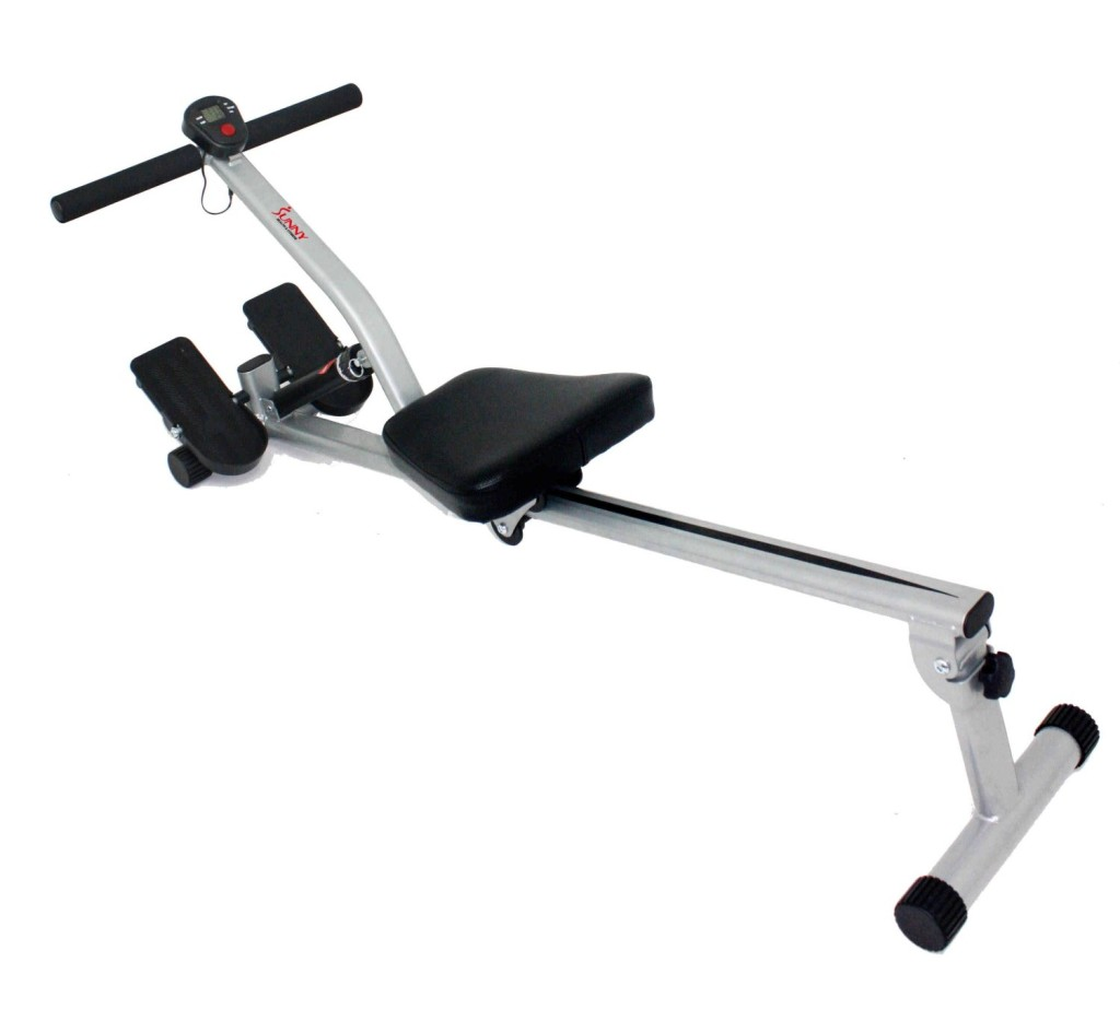 Sunny Health and Fitness Rowing Machine
