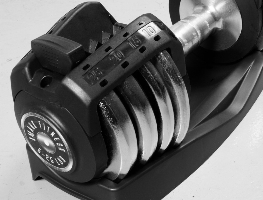 XMark Adjustable Dumbbells