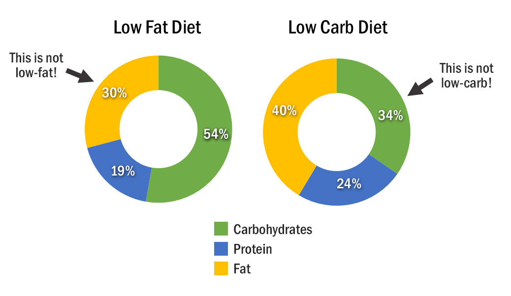 The Truth about Low Fat, Low Carb Diets - Fitness Tips ...