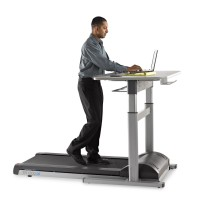 LifeSpan Fitness TR1200-DT7 Desktop Treadmill