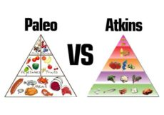Paleo vs Atkins