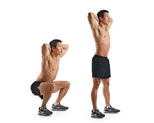 Bodyweight Squats