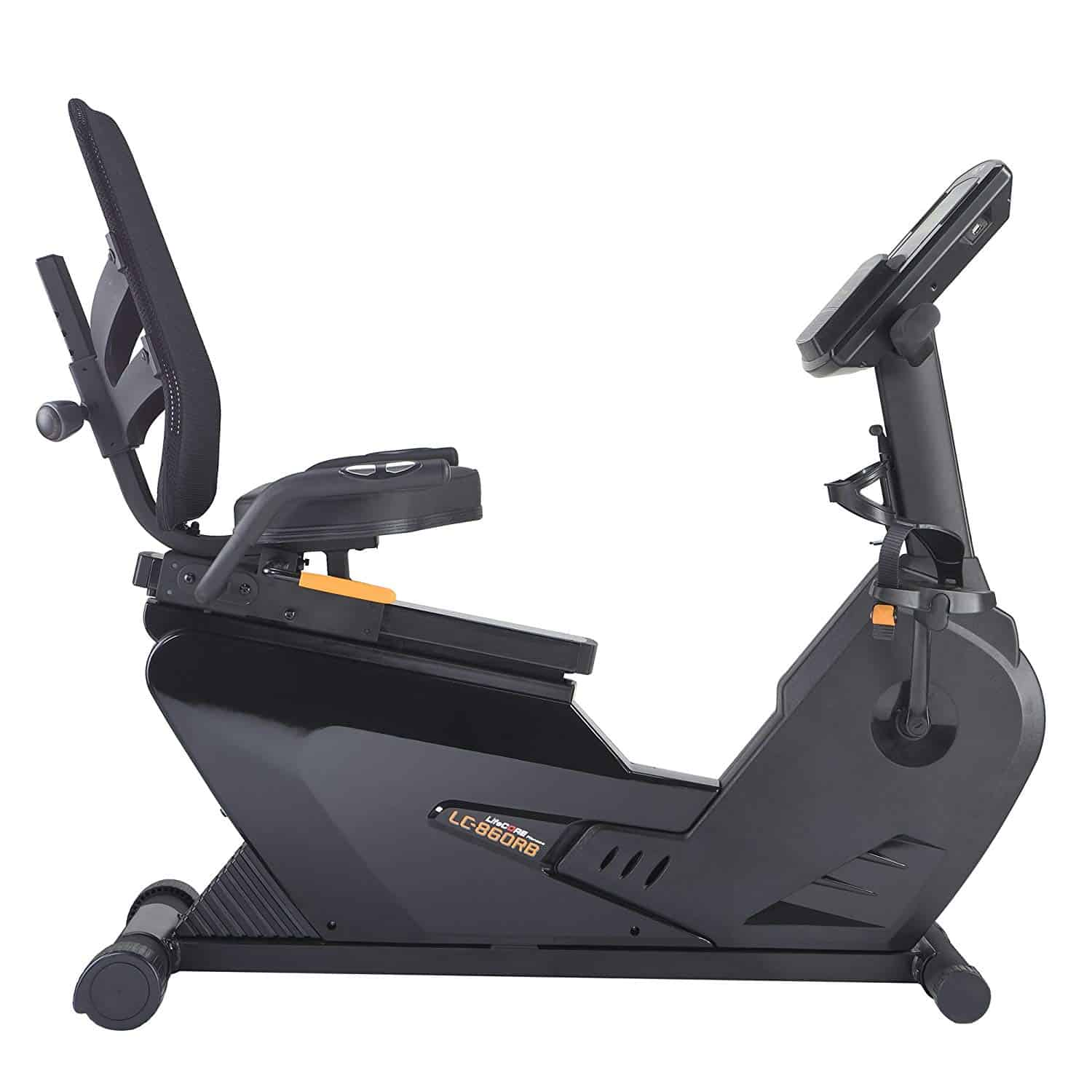 Cybex Treadmill Heart Rate Monitor: LifeCore 860RB Recumbent Exercise Bike Review 2019
