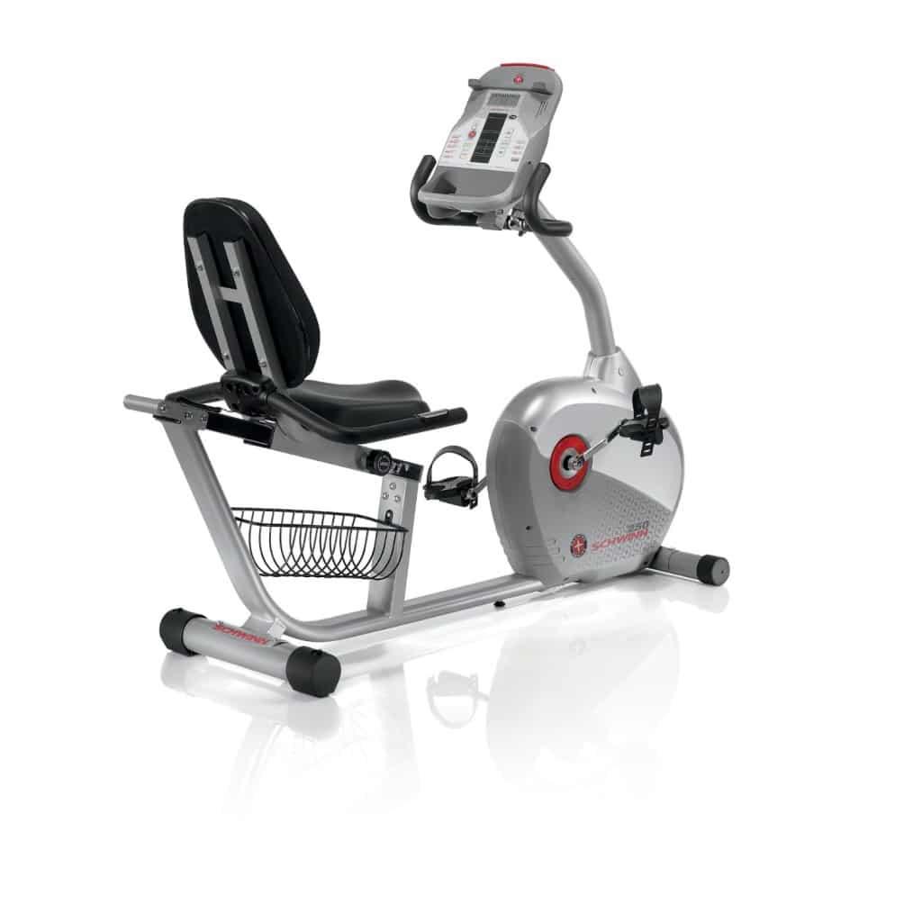 Schwinn 250 Recumbent Bike Review - Aim Workout