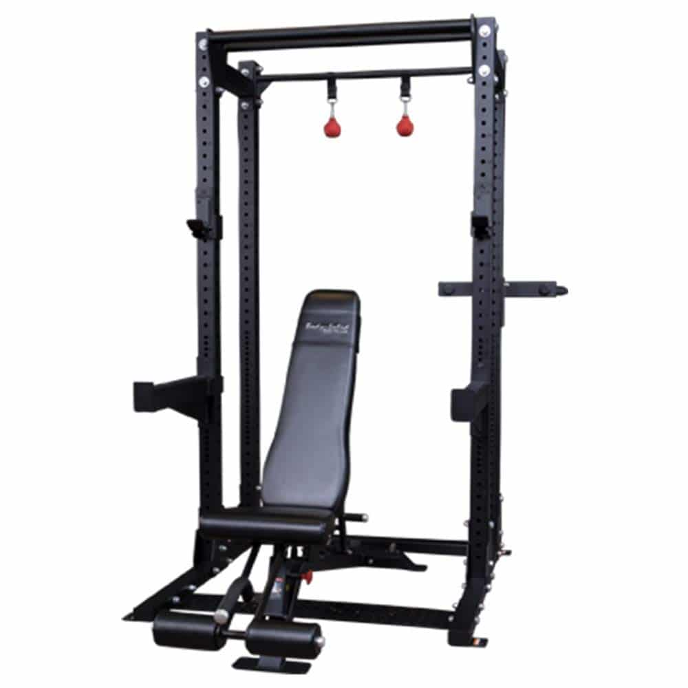 Body-Solid SPR500BACKP4 Power Rack Review 2019 - Aim Workout