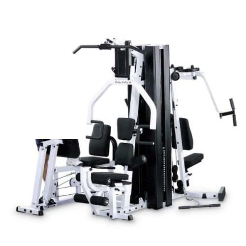 Body solid multi station selectorized home gym review aim
