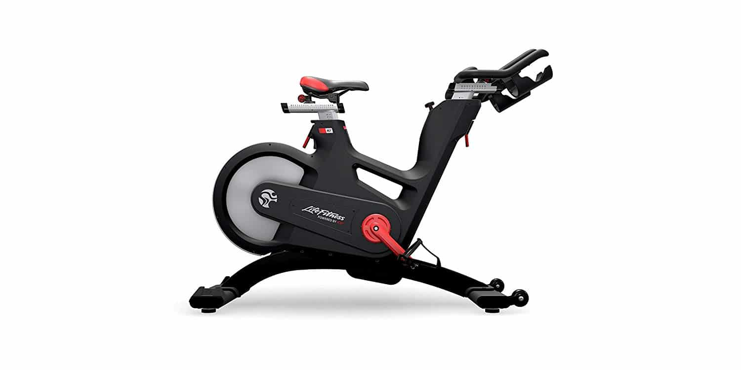 Life Fitness Ic7 Indoor Cycle Review 2021 Aim Workout