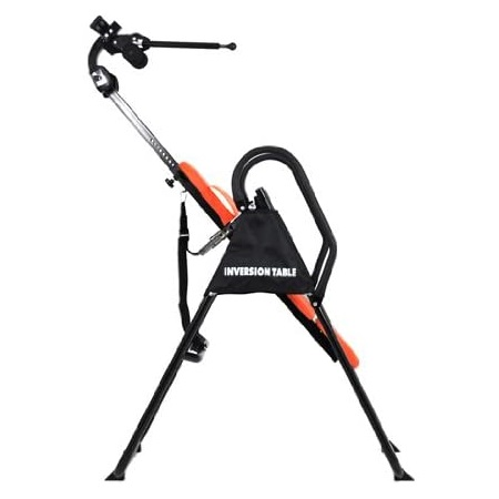 Emer Deluxe Foldable Gravity Inversion Table 3