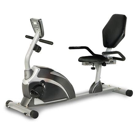 Exerpeutic 1000 Magnetic Recumbent Bike 1