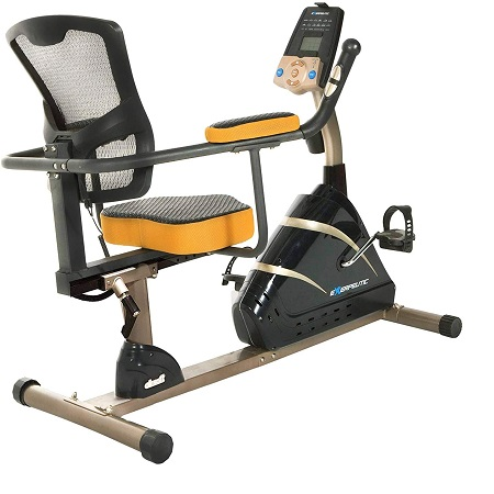 Exerpeutic 4000 Magnetic Recumbent Bike Review 2020 Aim Workout