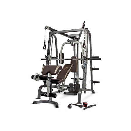 Marcy Diamond Smith Cage Home Gym 1