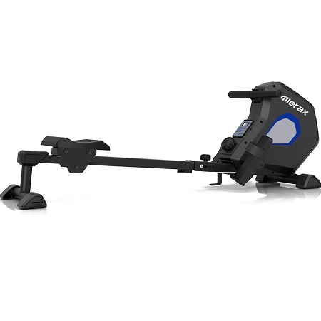 Merax Magnetic Exercise Adjustable Resistance Rower 1