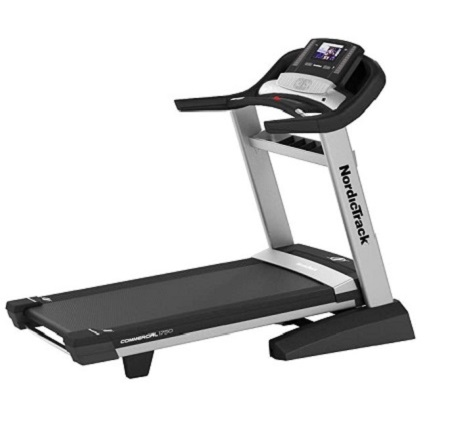 NordicTrack Commercial 1750 Treadmill   1
