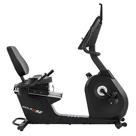 Sole Fitness R92 Recumbent Bike 4